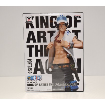 King of Artist, The Portgas D Ace II