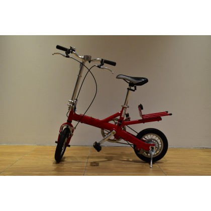 Red Velo Bicycle