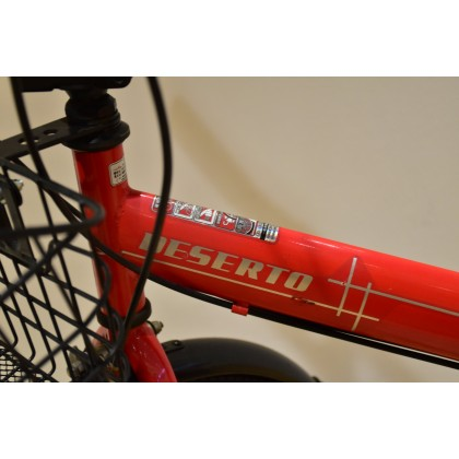 Red Deserto Bicycle