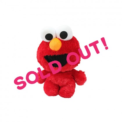 JHunt Pre-Loved Elmo Plush