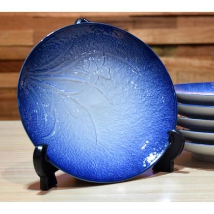 Japanese Traditional Plate Set